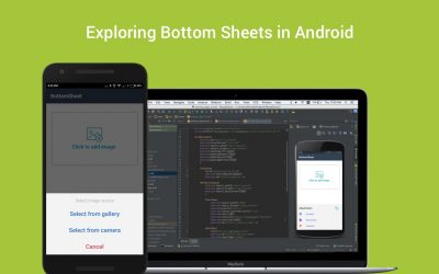 Exploring Bottom Sheets in Android