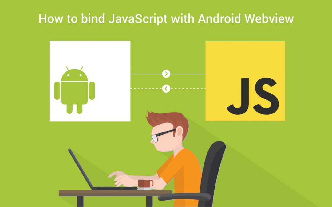 How to bind Javascript code to Android code?